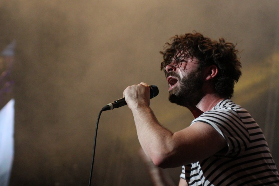 Foals, Grape Festival 2015  / Foto: Róbert Jakubička /