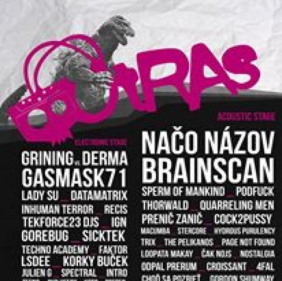 Festival Otras spojí rockovú scénu s elektronickou