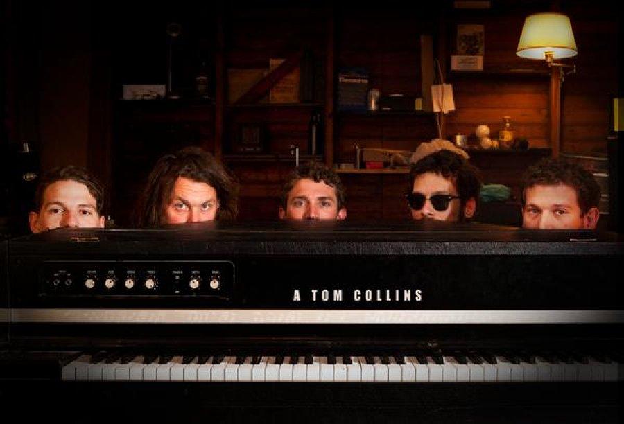 Náš tip: A. Tom Collins z Denveru vydáva debutový album