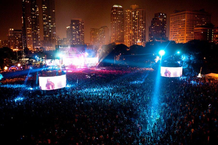 Pozrite si program živého vysielania z festivalu Lollapalooza