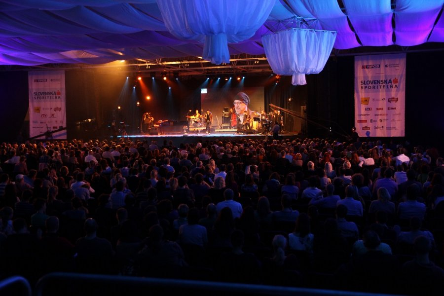 Využite šancu koncertovať na najväčšom slovenskom džezovom festivale