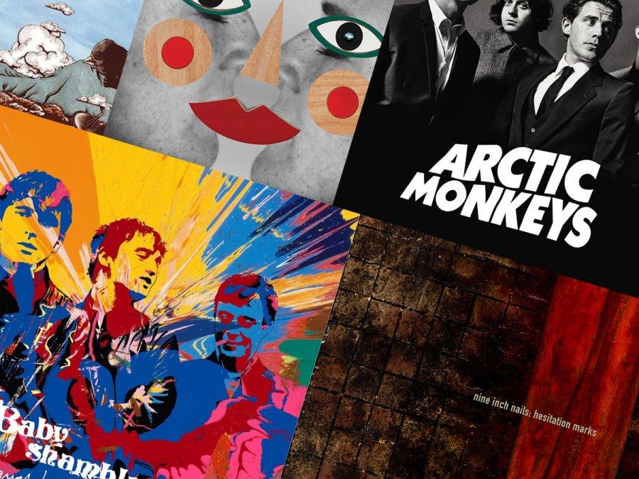 Prehľad najočakávanejších albumov vychádzajúcich v septembri 2013