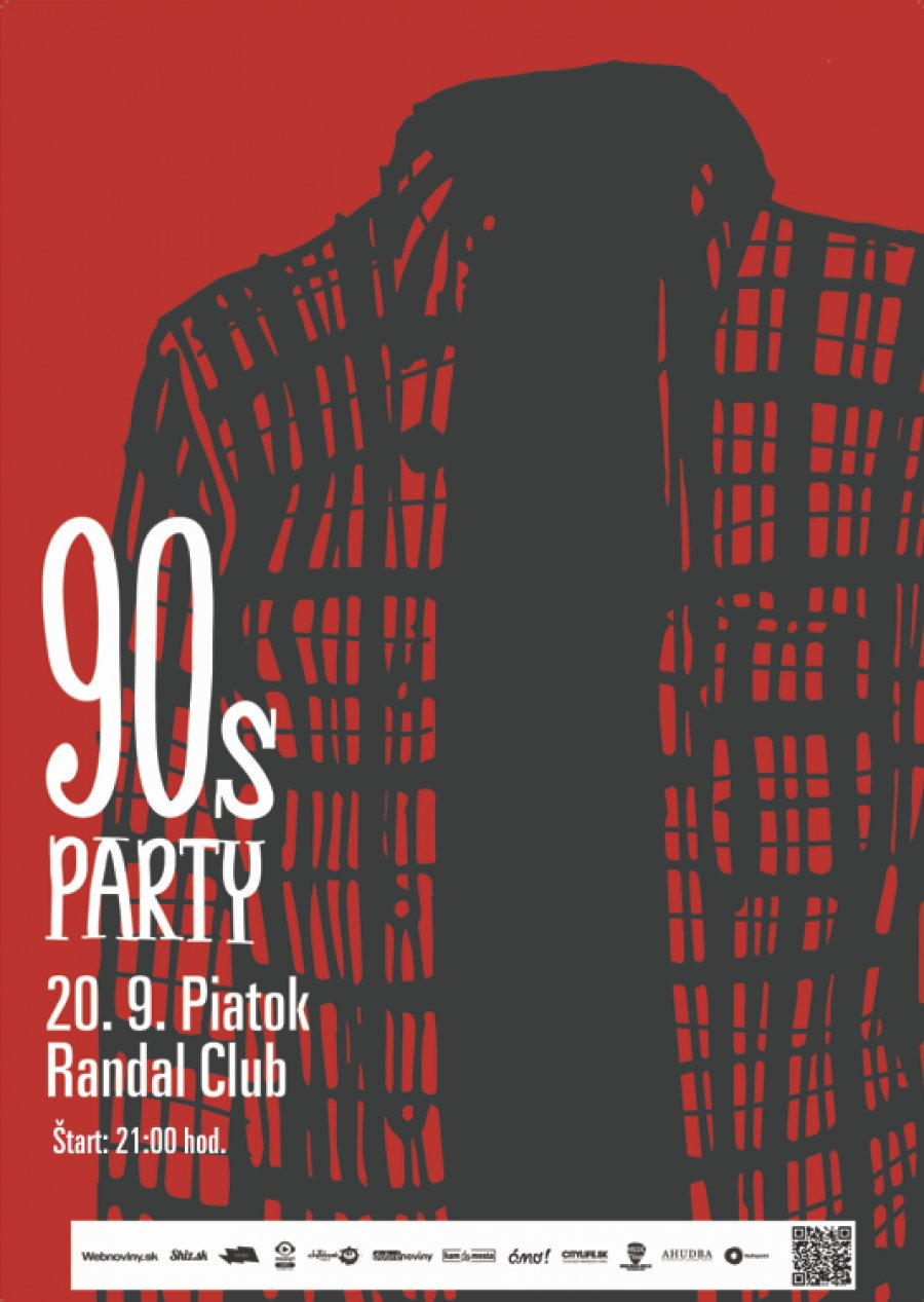 90s Party roztancuje Randal Club