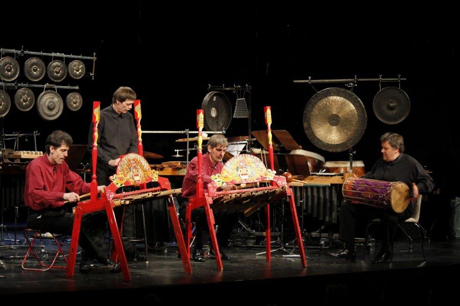 Perkusiové šialenstvo ovládne Bratislavské Jazzové Dni