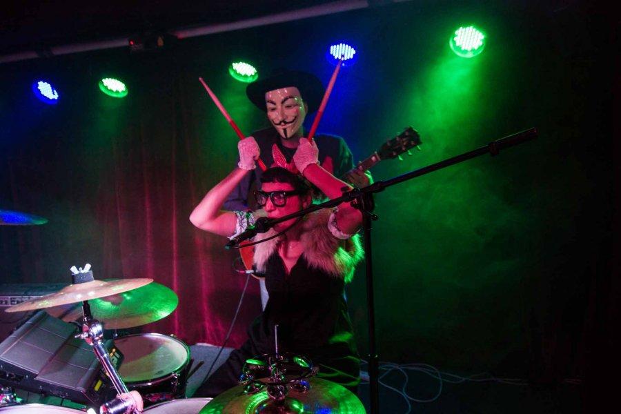 Festival Barbakan premenil Banskú Bystricu na metropolu kultúry