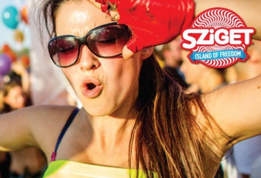 """Sziget festival 2014 má nový termín! Pozrite si """"aftermovie"""" z roku 2013"""