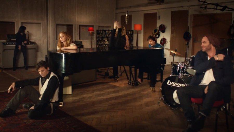 Hviezdny videoklip Paula McCartneyho ku skladbe Queenie Eye