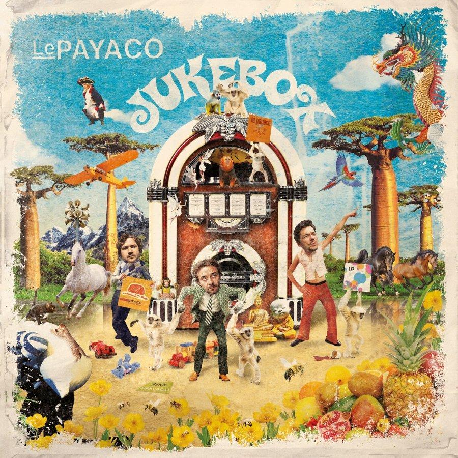 Skupina Le Payaco vydáva výberový album JUKEBOX!