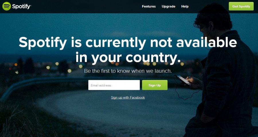 Služba Spotify mieri na Slovensko!