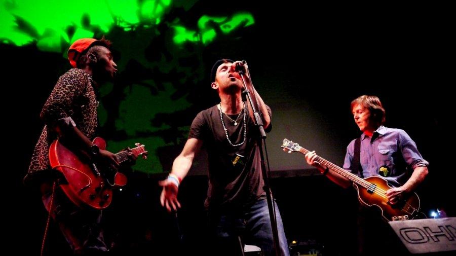 Damon Albarn spojil afrických a svetových hudobníkov v projekte Africa Express