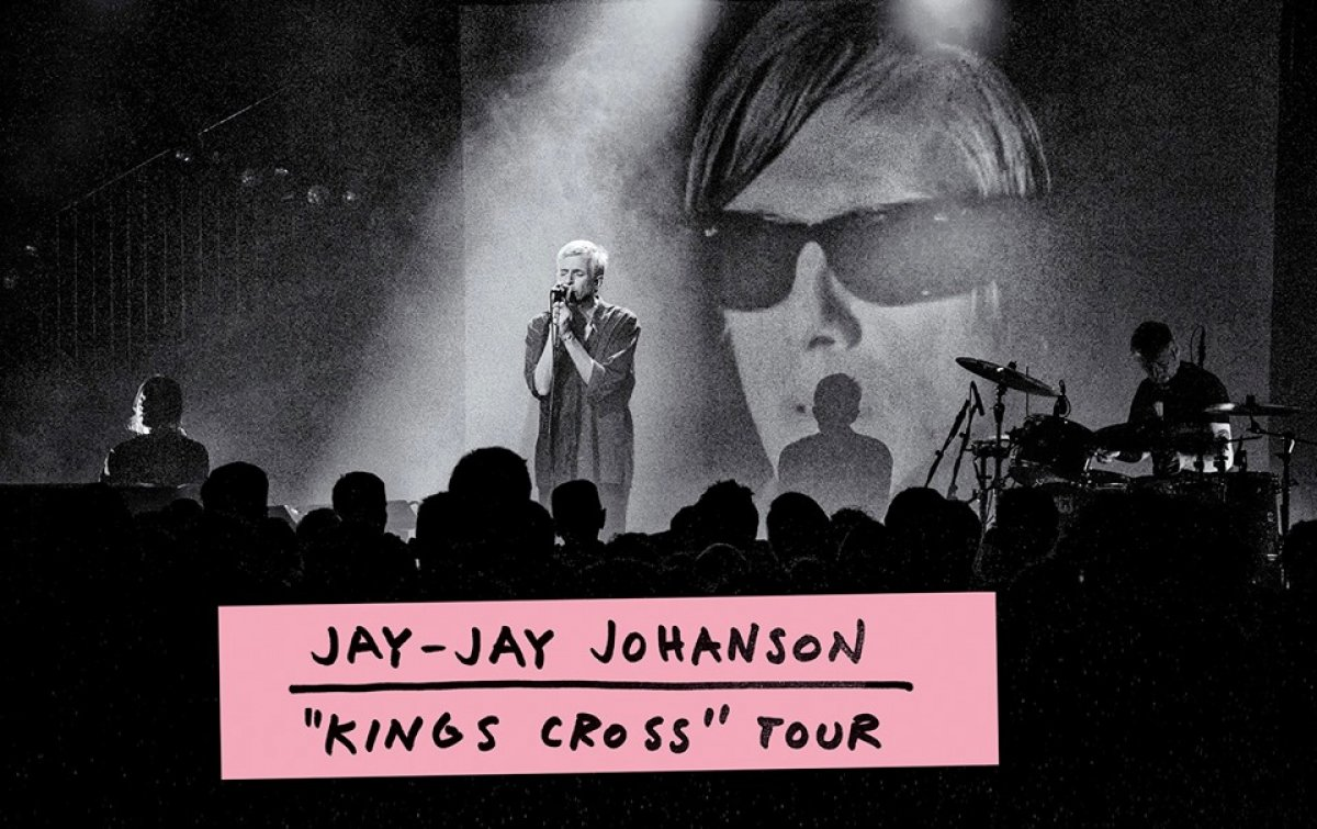 Švédsky melancholik Jay-Jay Johanson vystúpi na Barbakane v Banskej Bystrici