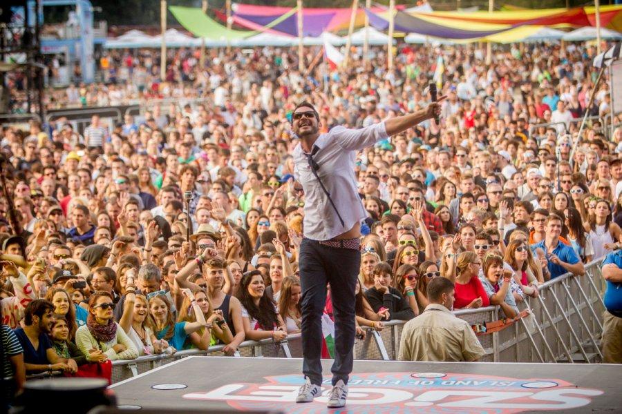 Slovenské a české kapely môžu súťažiť o účinkovanie na festivale Sziget 2015