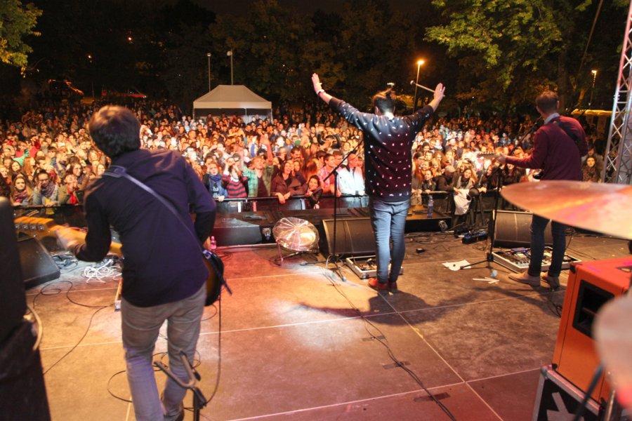 1. ročník festivalu si vychutnalo takmer 10 tisíc študentov