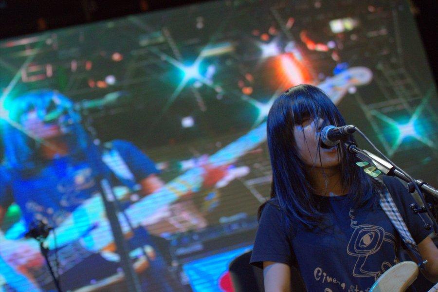 Kapela Tricot z Japonska  / Foto: Róbert Jakubička / Ahudba.sk