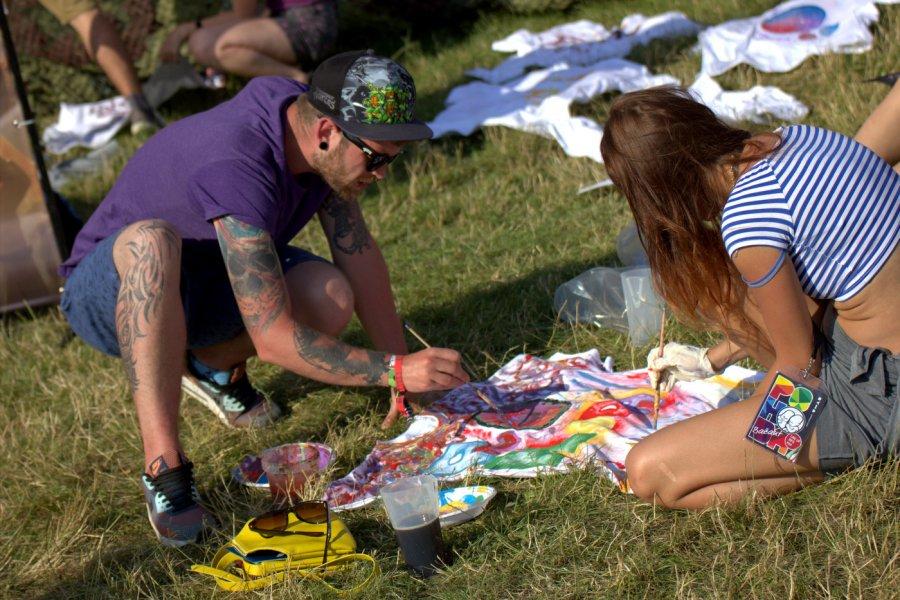 O komfort na Pohode sa starajú aj festivalový partneri