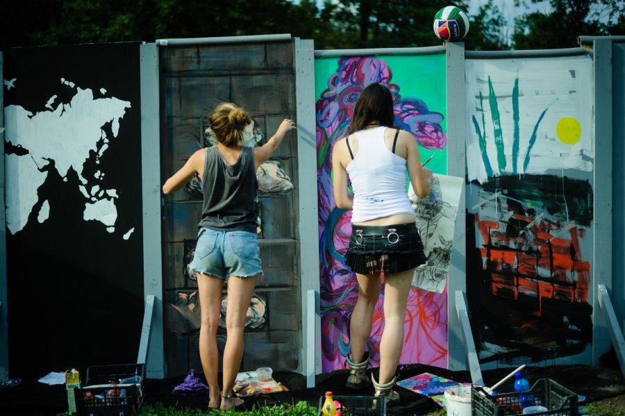 Sziget Festival 2014  / Foto: Mózsi Gábor / sziget
