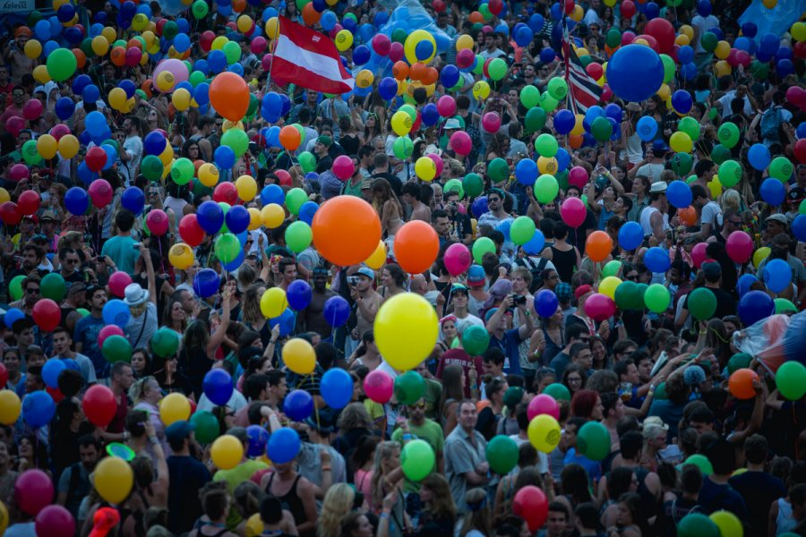 Sziget Festival 2014  / Foto: Szemerey Bence / sziget