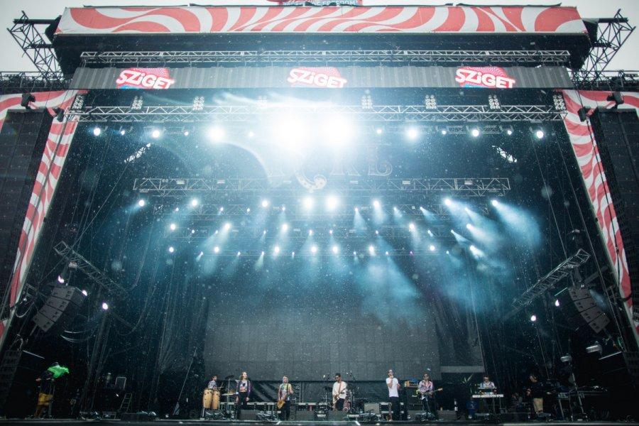 Festival Sziget 2014  / Foto: Szemerey Bence / sziget