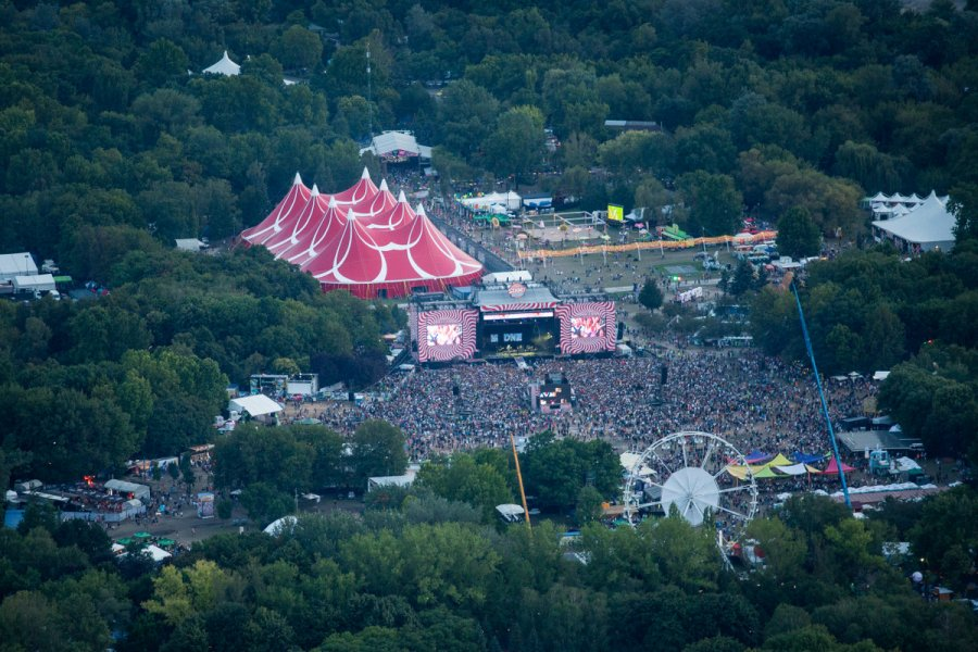 Kasabian, The Kills, Crystal Fighters či Billy Talent zahrajú na festivale Sziget