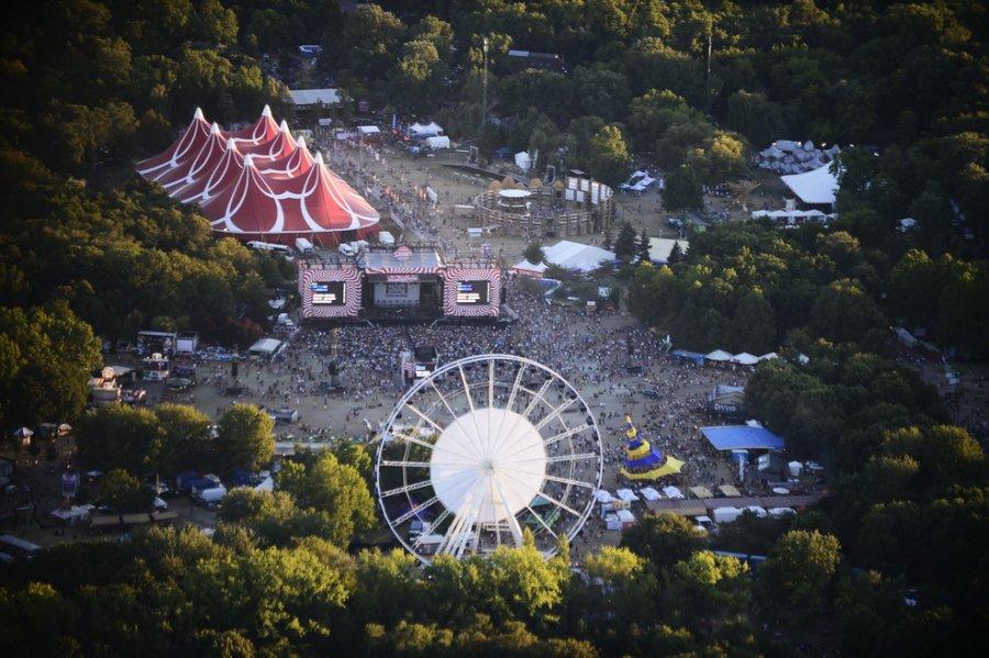 Vstupenky na festival Sziget  sa predávajú rekordnou rýchlosťou