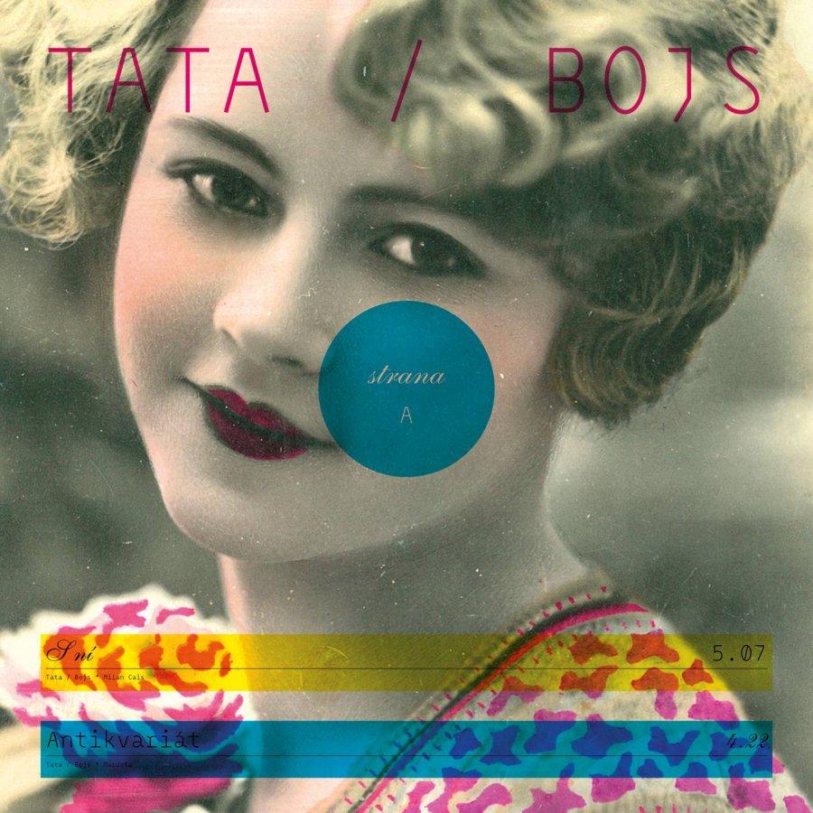 Tata Bojs predstavujú obal vinylového singla a ďalšie zaujímavosti