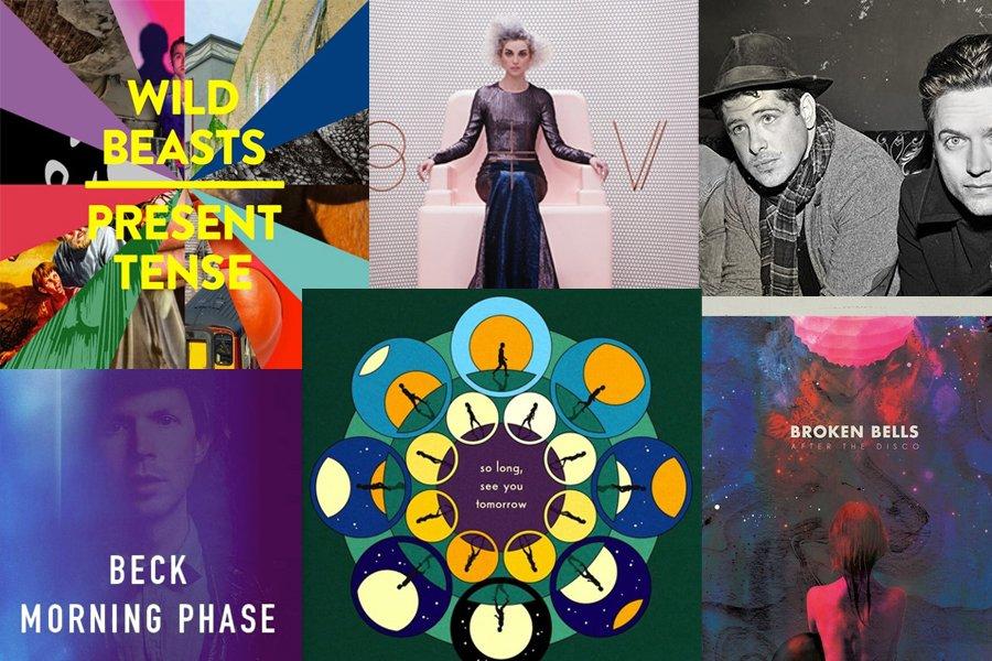 Prehľad zahraničných albumov vychádzajúcich vo februári 2014