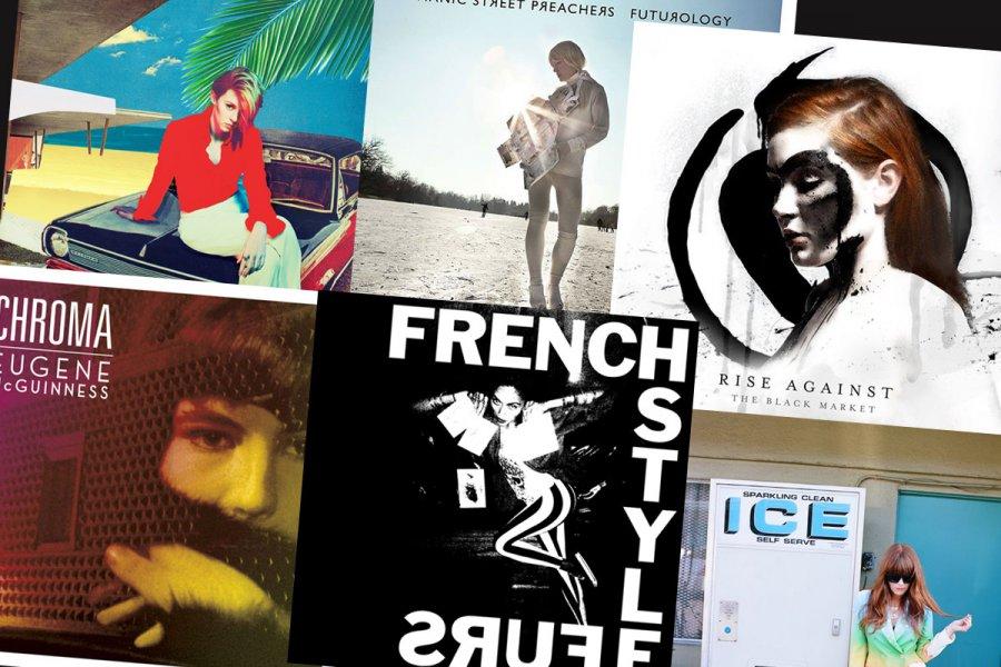 10 zaujímavých albumov vychádzajúcich v júli 2014
