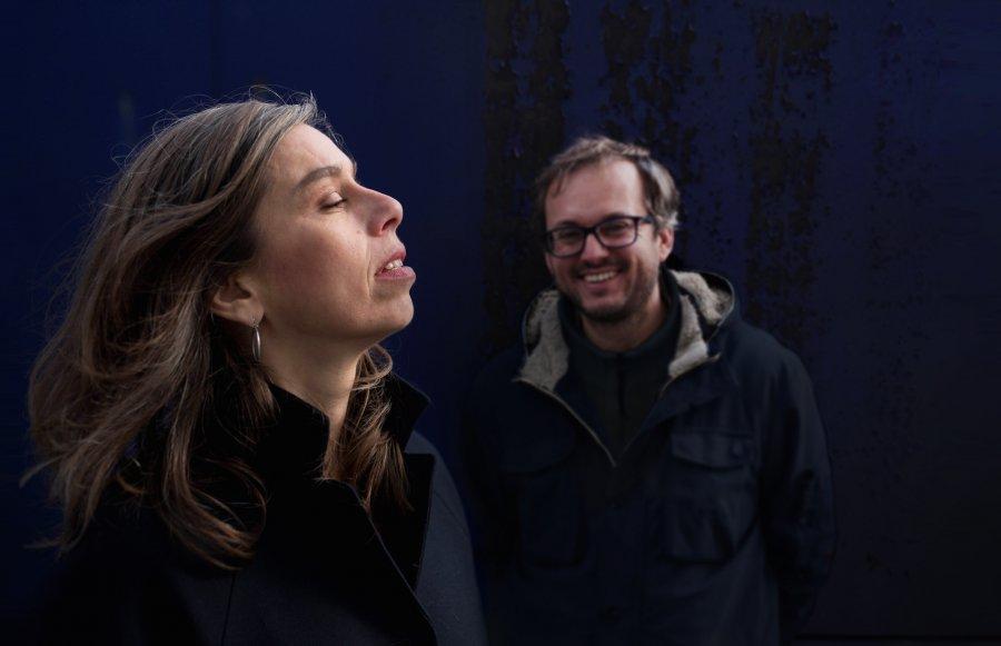 Skladateľ Slavo Solovic a speváčka zo skupiny Longital nahrali album Analemma