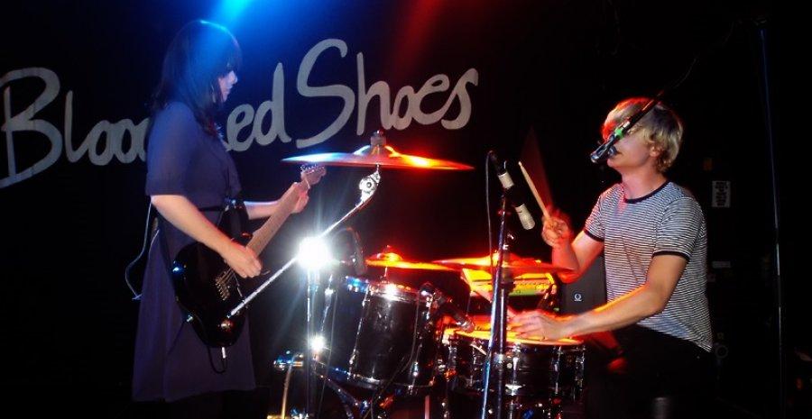 Blood Red Shoes vydajú v marci štvrtý album