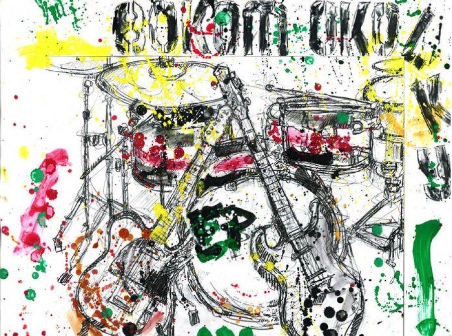 Punkové Bokom Okolky výdáva 4-skladbové EP