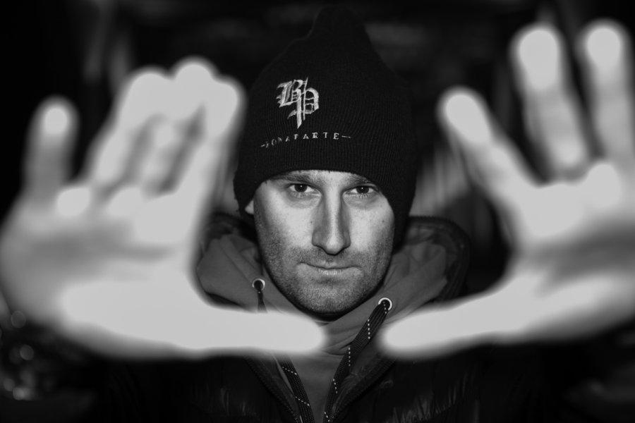Slovenský rapper BonaParte vydáva debutový album