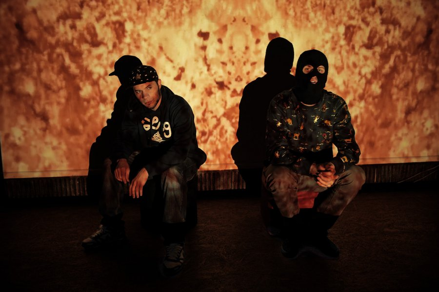 BoyBand vydává nový album Galapágy