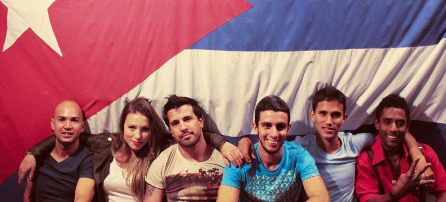 Kubánska kapela Déjá-vu po prvý raz vycestuje do Európy, predstaví sa v Bratislave!