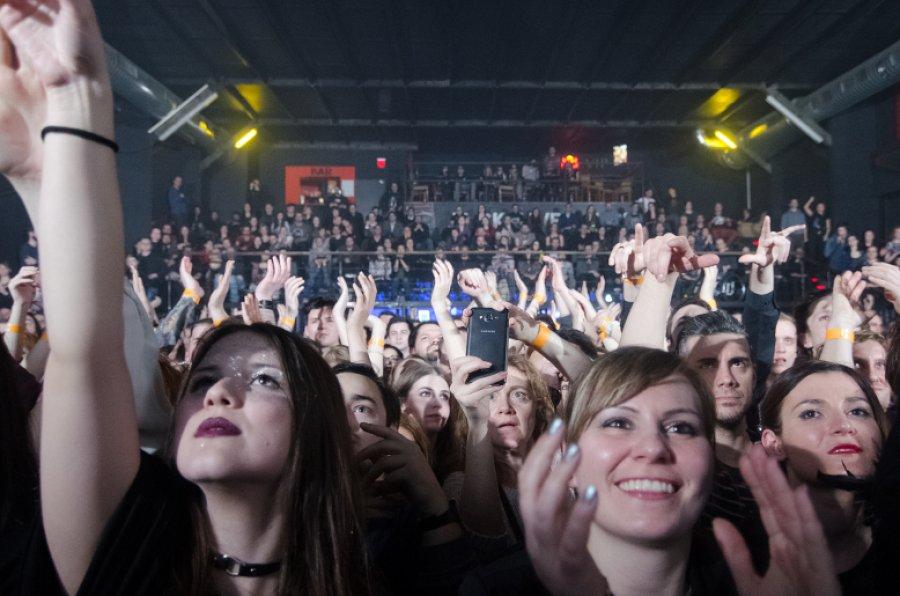FOTO: IAMX predviedli v Bratislave temné, charizmatické a záhadné vystúpenie
