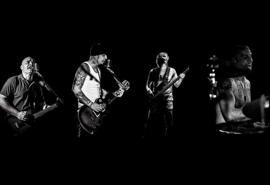 """Vypočujte si album grungeovej kapely """" fylyp Skandal """" z Partizánskeho"""