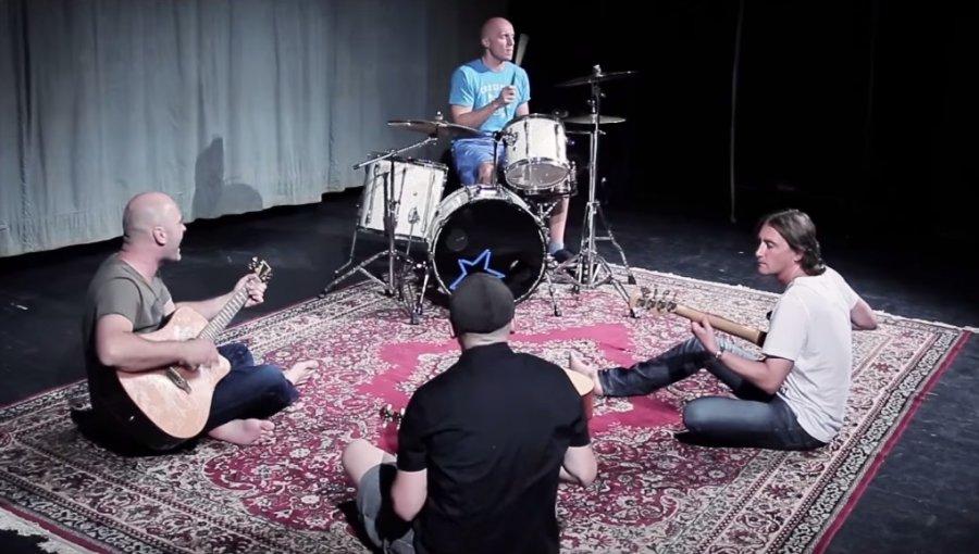 Sleduj nový videoklip od kapely fylyp Skandal