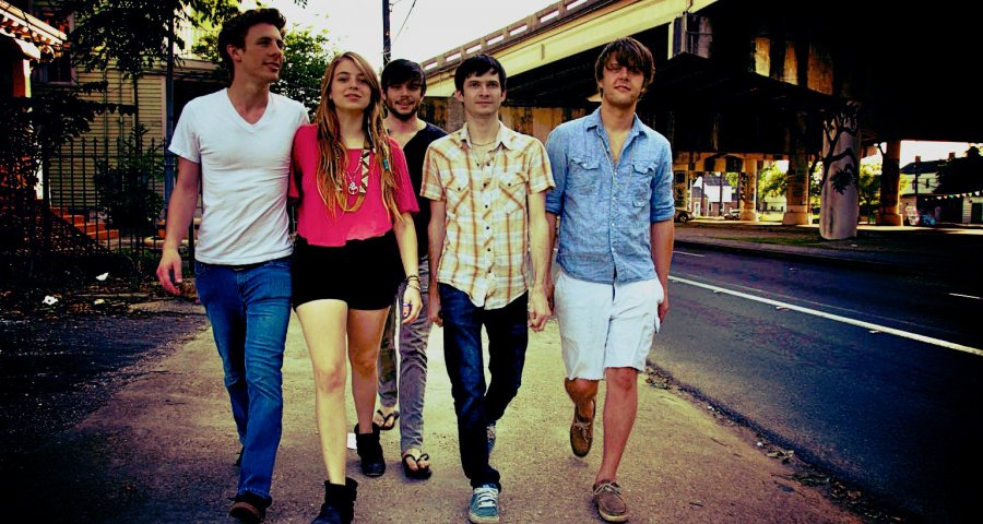 Givers vypustili prvý singel z nového albumu New Kingdom
