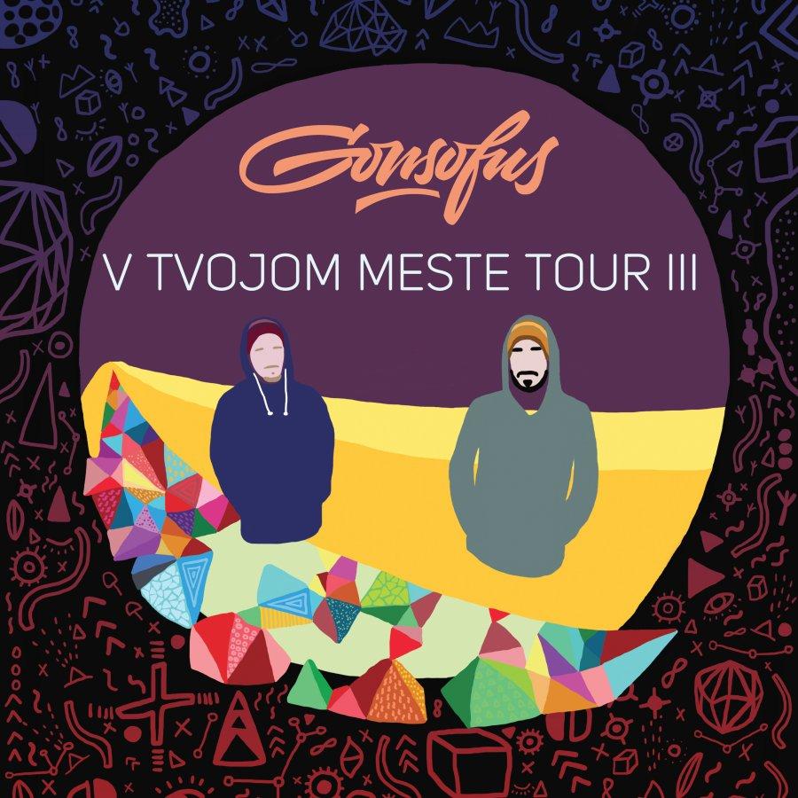 Gonsofus vyráža na turné, čaká ho štrnásť zastávok po celom Slovensku