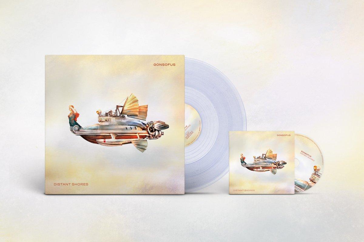 Dvojica multiinštrumentalistov, známa ako Gonsofus, vydáva EP Distant Shores