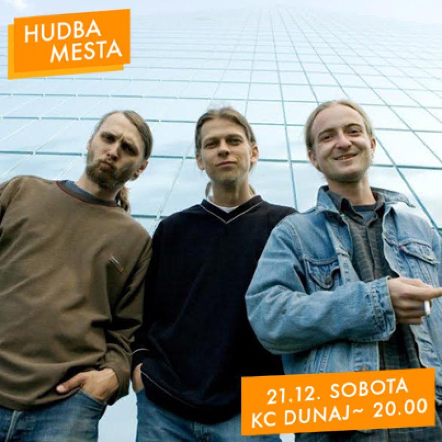 Predvianočná Hudba mesta s východniarmi, bratislavčanmi a Maďarmi