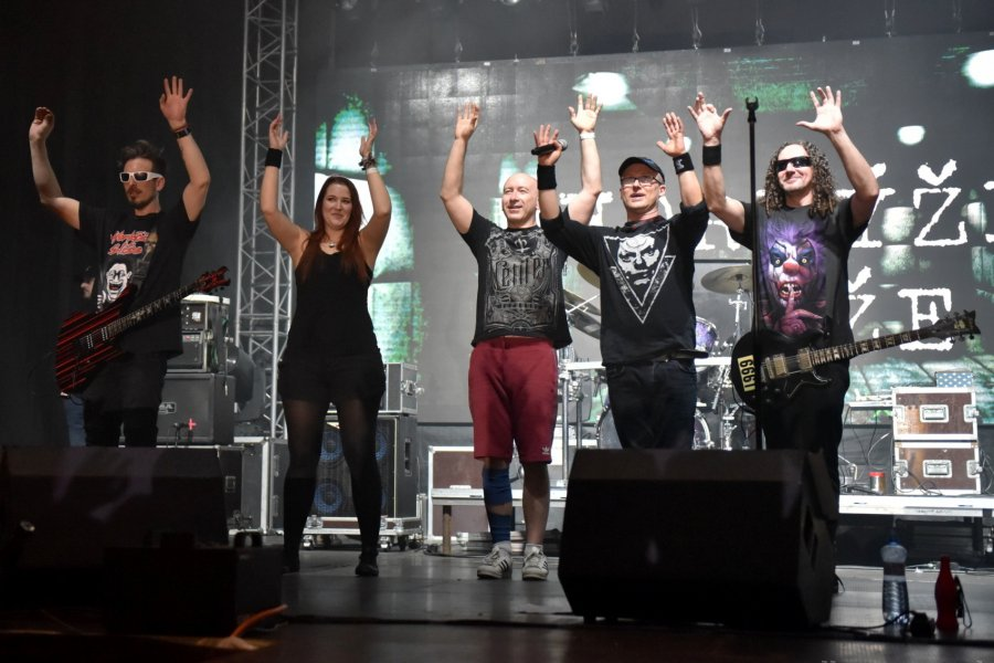 Pustite Karola tour 2018 kapely Horkýže slíže pokračuje jesennou časťou
