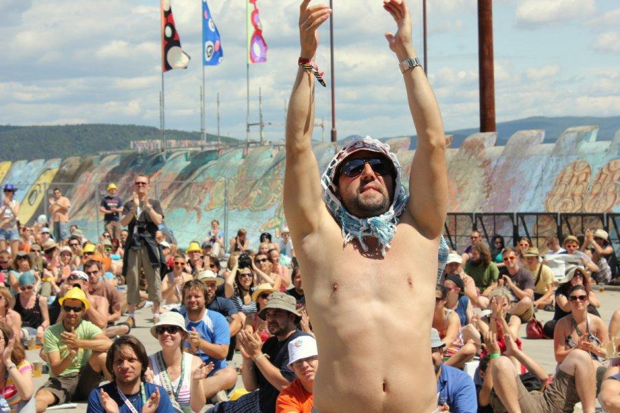 Už zajtra štartuje najväčší multikultúrny  festival na Slovensku Bažant Pohoda 2014