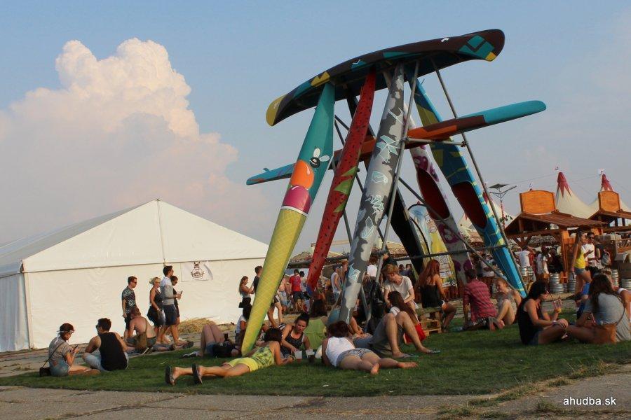 Festival Grape 2015  / Foto: Róbert Jakubička / ahudba.sk