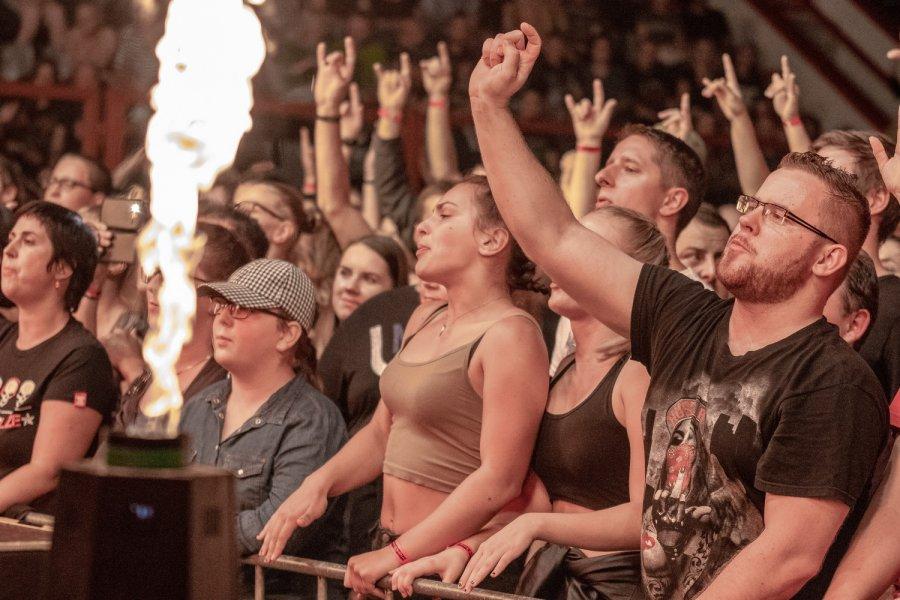 FOTO: Horkýže Slíže odštartovali jesennú časť turné v Považskej Bystrici
