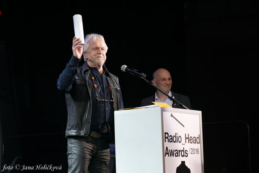 Mimoriadna Cena za významný prínos do rozvoja slovenskej hudobnej kultúry Radio_Head Award pre Janka Lehockého