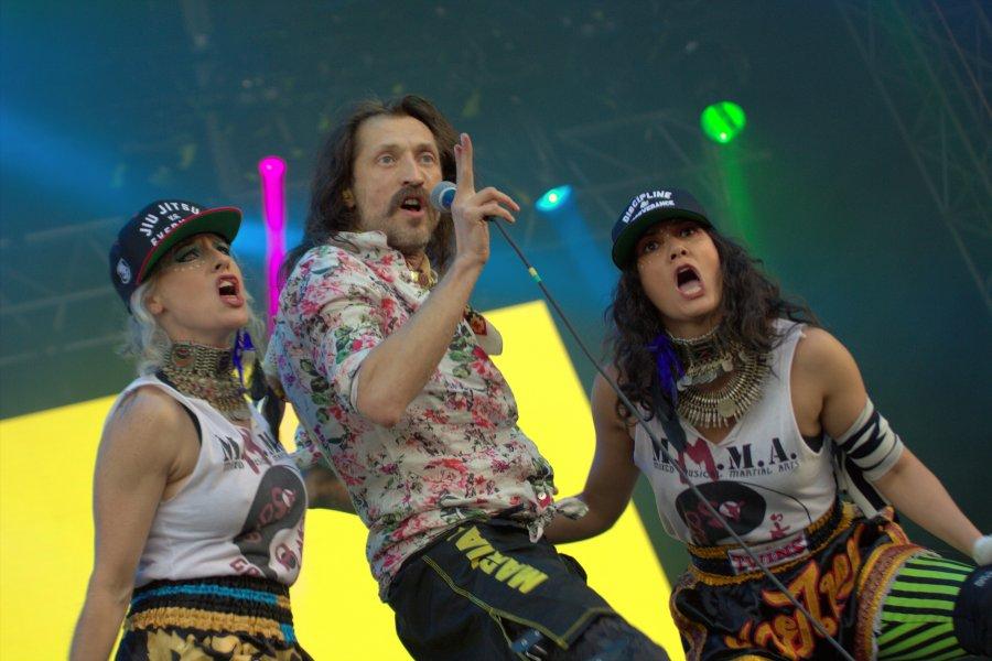 Na Topfest v Piešťanoch mieri smršť v podobe kapely Gogol Bordello