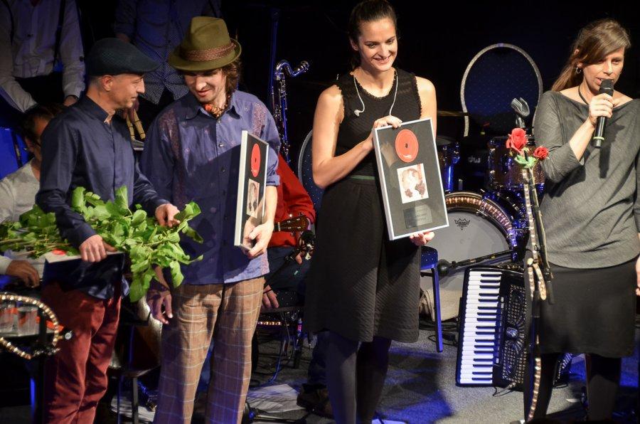 """Jana Kirschner má dvojitú platinu za """"Morušu Bielu"""" a vydá ju aj ako vinylovú platňu!"""