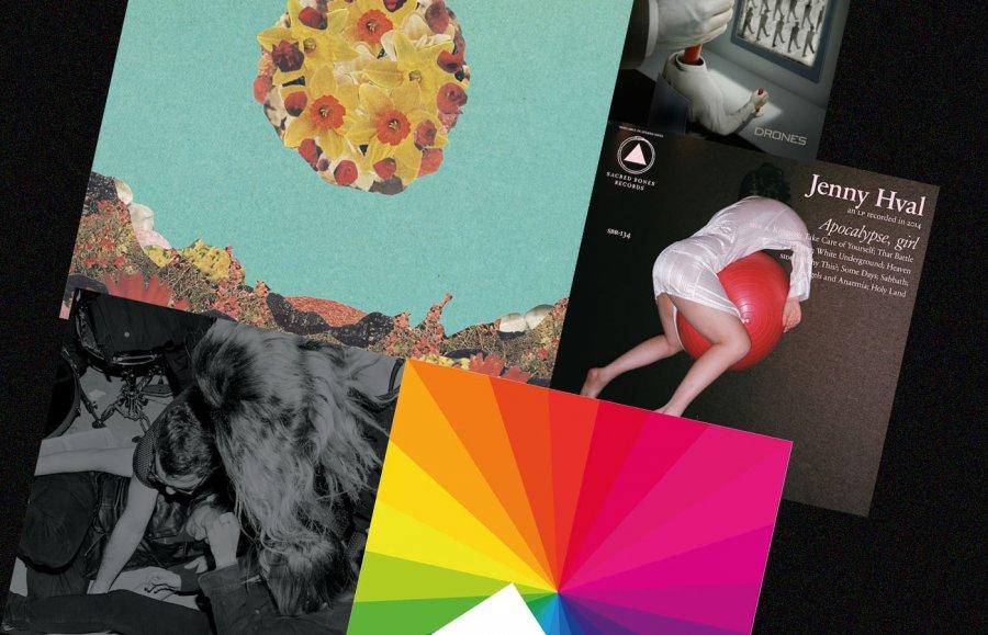 Najlepšie zahraničné hudobné albumy vychádzajúce v júni 2015