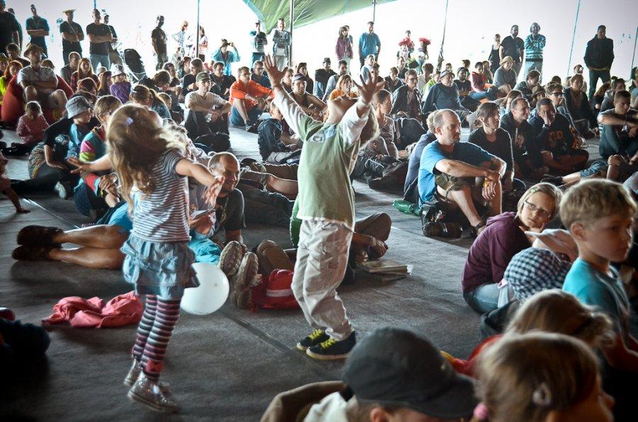 Festival Pohoda pripravil bohatý program aj pre najmenších návštevníkov