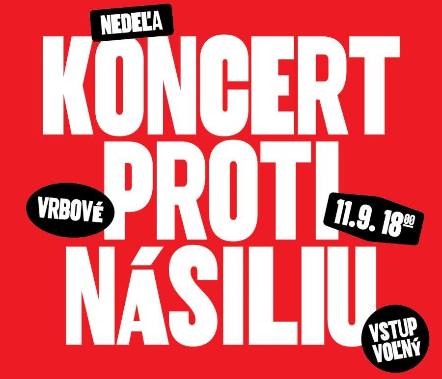 Koncert proti násiliu, komorná spomienka tragédiu vo Vrbovom